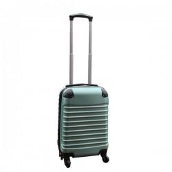 Travelerz handbagage koffer met wielen 27 liter - lichtgewicht - cijferslot - groen