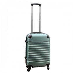 Travelerz handbagage koffer met wielen 39 liter - lichtgewicht - cijferslot - groen