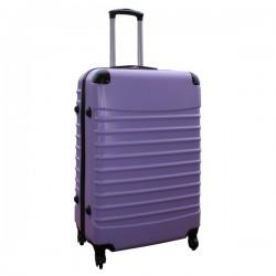 Travelerz reiskoffer met wielen 95 liter - lichtgewicht - cijferslot - lila