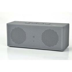 Pure Acoustics Hipbox Mini GRY Portable bluetooth speaker met FM radio