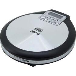 Soundmaster CD9220 Portable CD/MP3-speler met ESP & Oplaadbare batterij