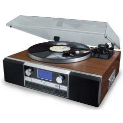 Soundmaster PL905 Muziek center met CD brander en cassette