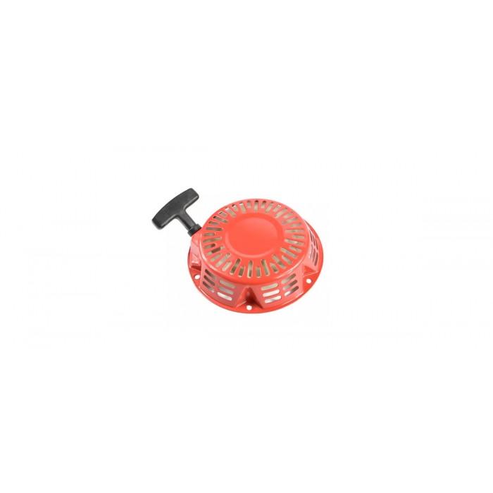 Trekstarter benzine aggregaat rood