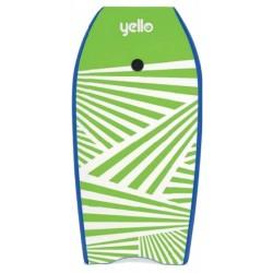 bodyboard 105 x 56 cm blauw/groen