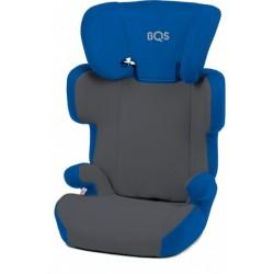 BabyAuto autostoeltje BM groep 2-3 blauw/grijs