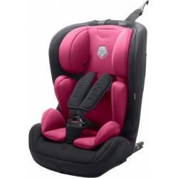 BabyAuto autostoeltje Quadro T Fix ISO-fix groep 1-3 roze/zwart
