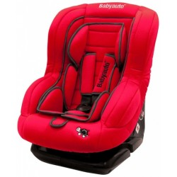 BabyAuto autostoeltje Cocoo groep 0-1 rood