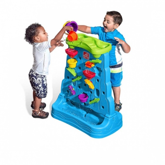 waterval Discovery Wall blauw 85 cm