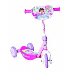 Muuwmi 3-wiel kinderstep Dora Junior Vrijloop Roze
