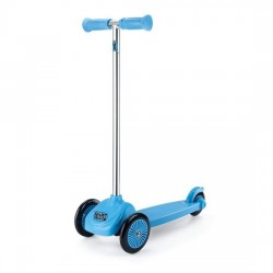 Xootz 3-wiel kinderstep Xoo Mini Junior Voetrem Blauw