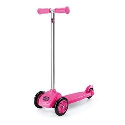 Xootz 3-wiel kinderstep Xoo Mini Junior Voetrem Roze