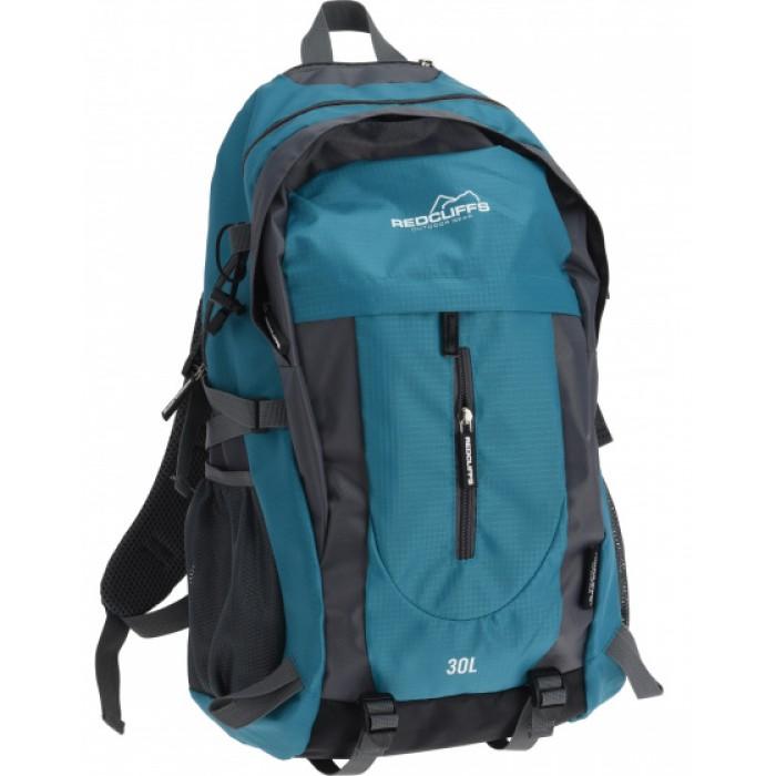 backpack 30 liter 52 x 34 cm polyester blauw