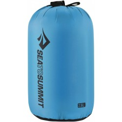 Stuff Sack XXS nylon 2,5 liter blauw