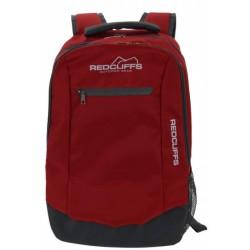 backpack 19 liter polyester rood