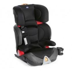 Chicco autostoel Oasys EVO junior polyester groep 2-3 zwart