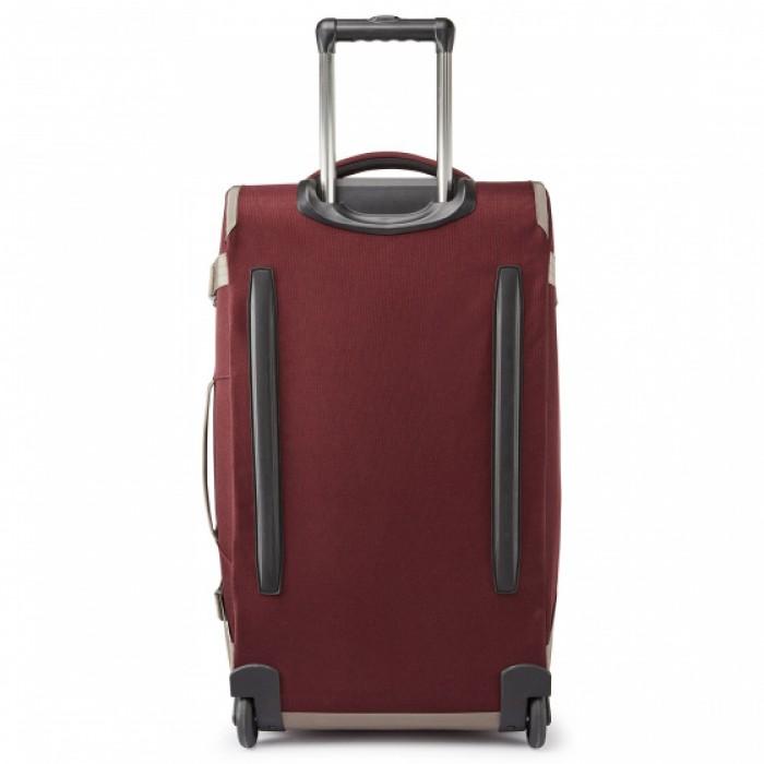 reistas Wheelie 70 liter polyester rood