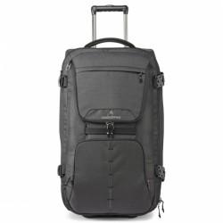 reistas Wheelie 70 liter polyester zwart