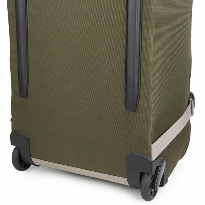 reistas Wheelie 70 liter polyester groen