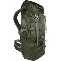 backpack 85 liter polyester kaki