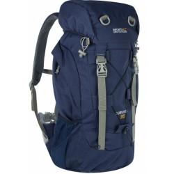 backpack Survivor 35 liter 55 x 27,5 cm polyester navy