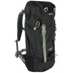backpack Survivor 45 liter 58 x 29 cm polyester zwart