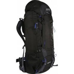 backpack Blackfell 70 liter polyester zwart