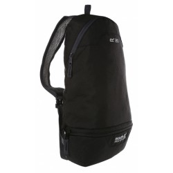 backpack Packaway 28 x 14 cm polyester zwart