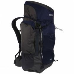 backpack Highton 45 liter 58 x 29 cm polyester navy