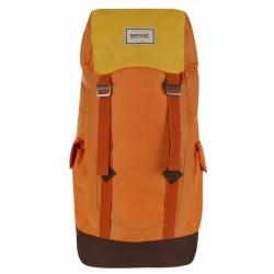 backpack Stamford 30 liter polyester oranje/bruin