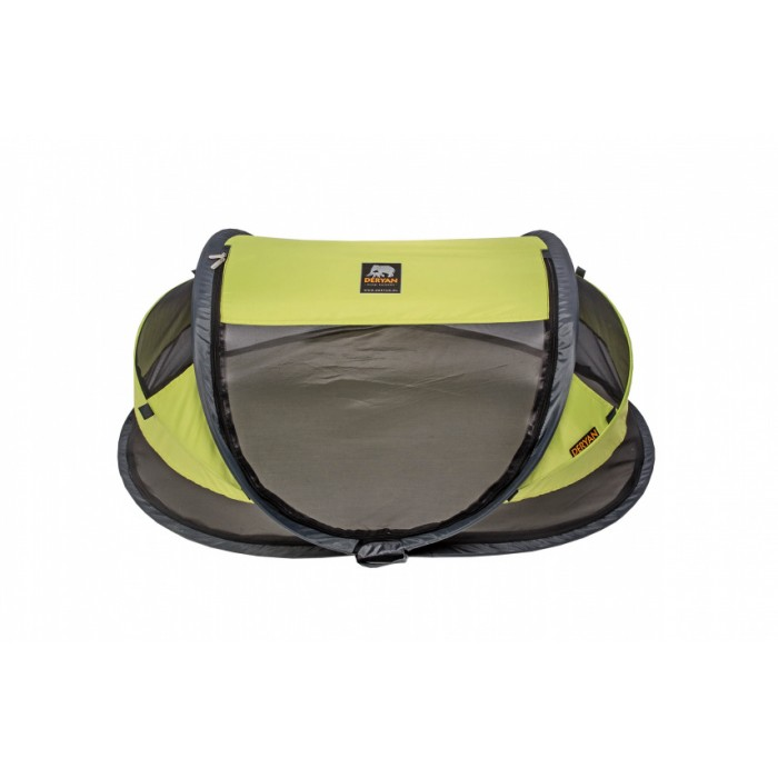 Deryan reisbed Baby Luxe 2021 120 cm polyester lime