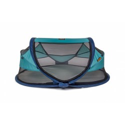 Deryan reisbed Baby Luxe 2021 120 cm polyester turquoise