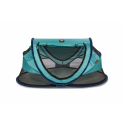 Deryan reisbed Peuter Luxe 2021 136 cm polyester turquoise