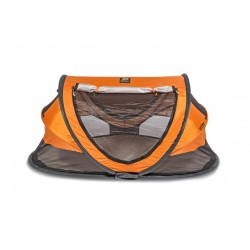 Deryan reisbed Peuter Luxe 2021 136 cm polyester oranje