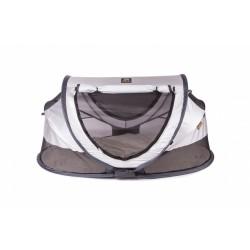 Deryan reisbed Peuter Luxe 2021 136 cm polyester zilver