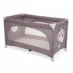 Chicco reisbed Easy Sleep 124 x 64 cm polyester beige 3-delig