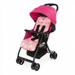 Chicco buggy Ohlala-2 Pink Swan 101 cm polyester/aluminium roze