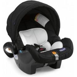 Chicco autostoel junior Key Fit 42 x 48 cm polyester zwart/wit