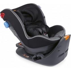 Chicco autostoel junior 2Easy 55 x 43 cm polyester zwart 2-delig