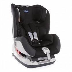 Chicco autostoel Seat Up-012 junior 55 x 44 cm polykatoen zwart