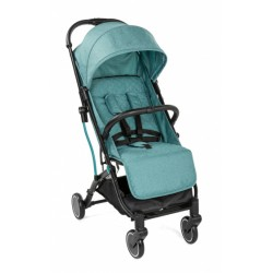 Chicco buggy TrolleyMe 101 cm alu/polyester zwart/groen