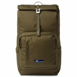 backpack Kiwi 26 liter polyester/polyamide groen