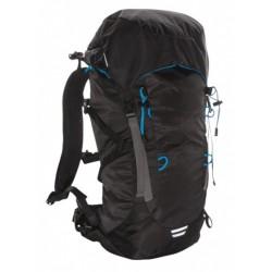 backpack Explorer 65 x 17 x 27 cm PE zwart 40L