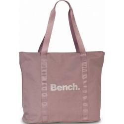 shopper dames 20 liter nylon roze