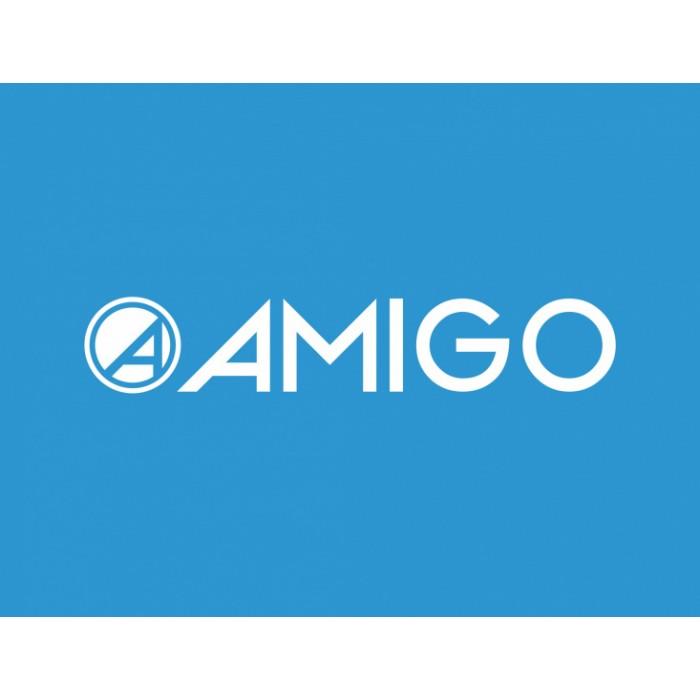 AMIGO Girlpower Meisjes Voetrem Roze