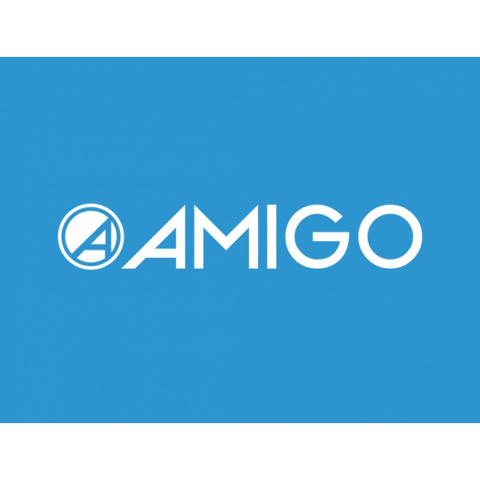 AMIGO Draft Junior Voetrem Paars