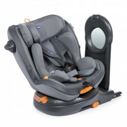 Chicco autostoel Around U junior 44 x 57 x 52 cm grijs