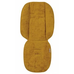 Pericles inlegkussen universeel 89x42 cm bamboe okergeel