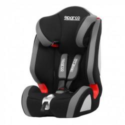 Sparco autostoel F1000K (E4-R44) junior polyester/textiel grijs