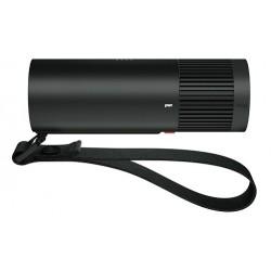 zaklamp PWR Explorer led oplaadbaar 2000 lm 13,7 cm zwart