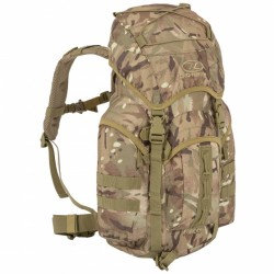 backpack Forces 25 liter polyester camouflage
